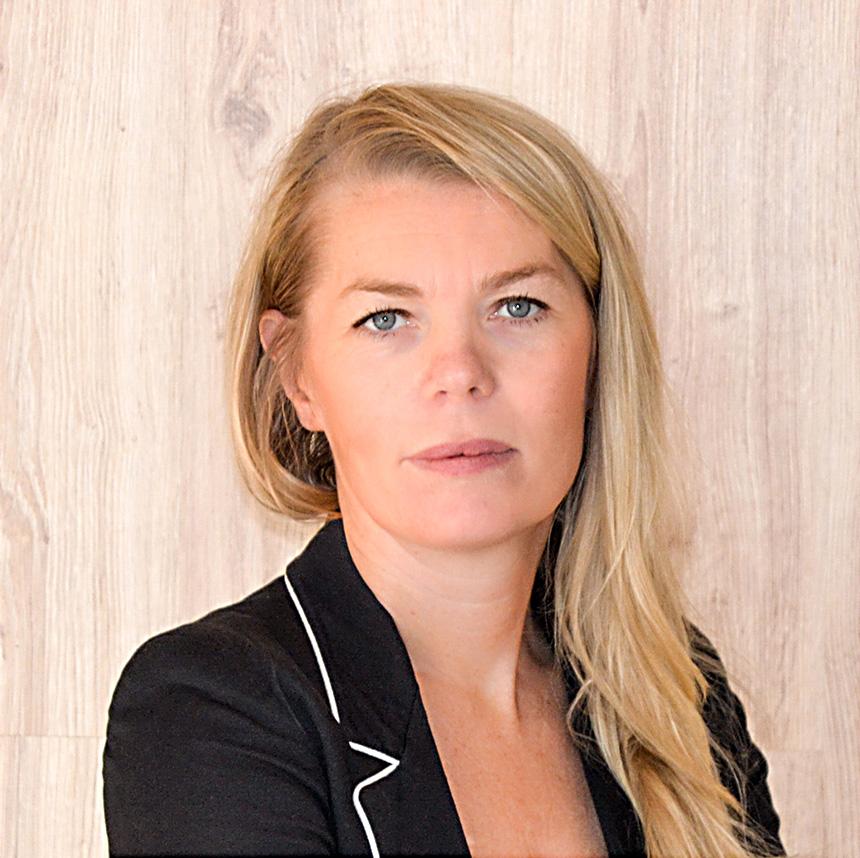 Maria Nyakern. Founder and CEO, Principal Scientist