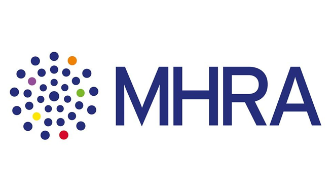 MHRA Competent Authority Medical Device Logo in AKRN Webpage