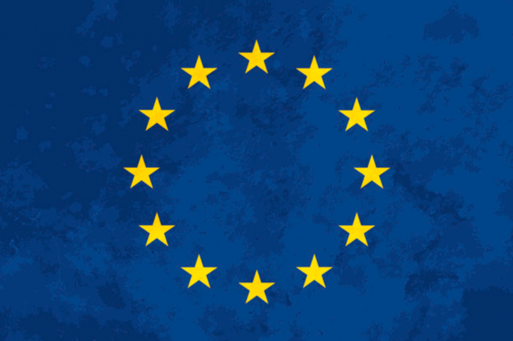image of Europe flag