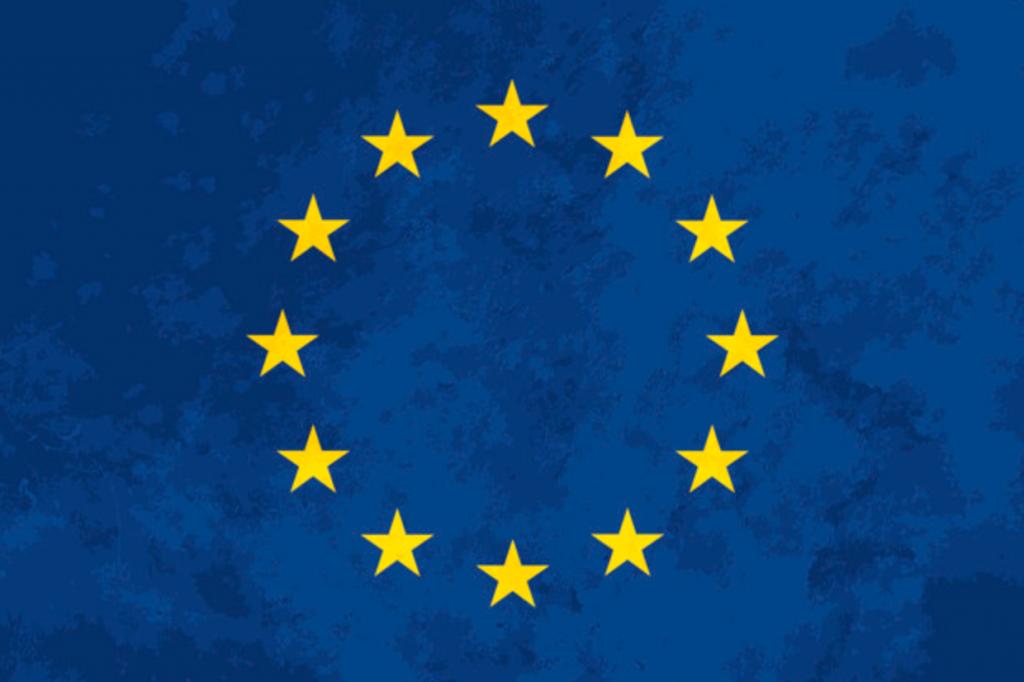 image of Europe flag